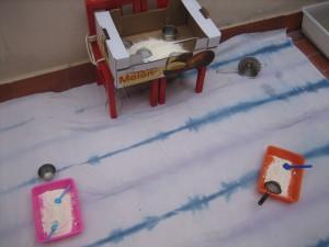 Propuesta de experimentación con harina